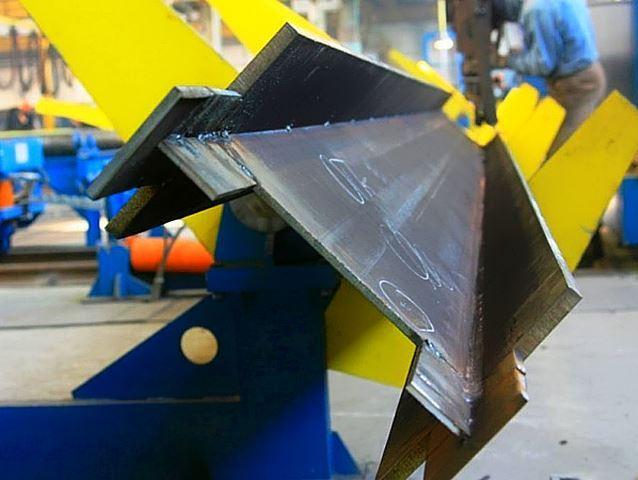 производство металлического сварного профиля